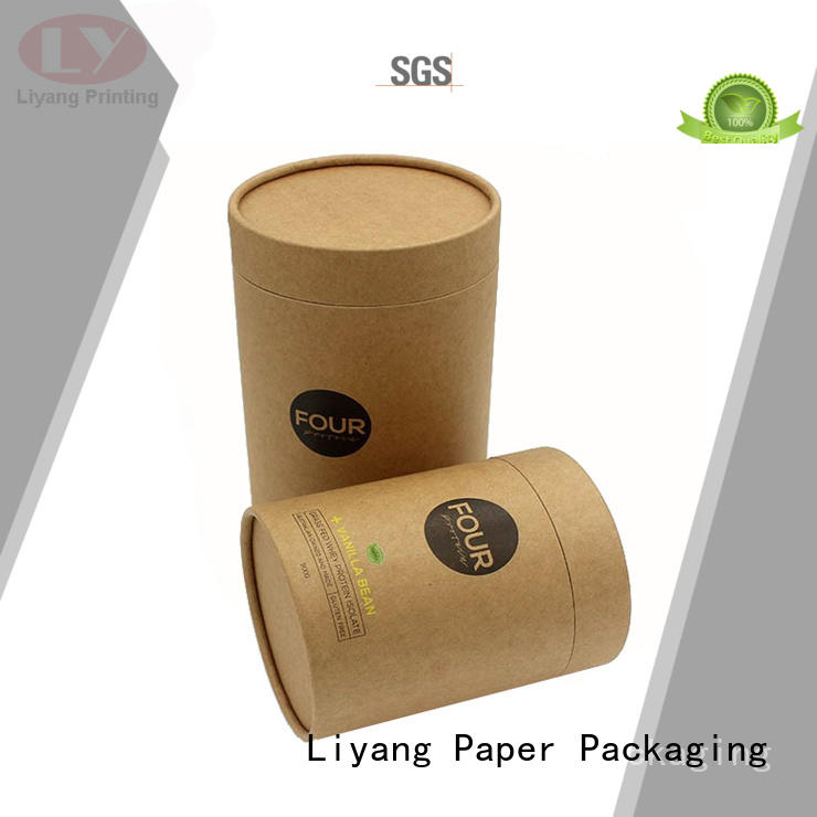 free sample round box custom color fast delivery for gift