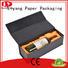 UV coating wine box packaging silk printing for shop