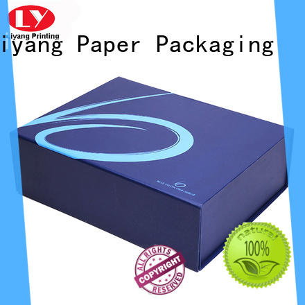 Liyang Paper Packaging large gift boxes for clothes odm