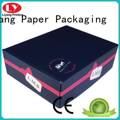 empty gift boxes pieces mailer Warranty Liyang Paper Packaging