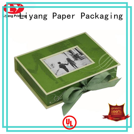 rigid paper gift box for bakery