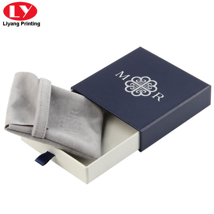 lid paper jewelry box for gift