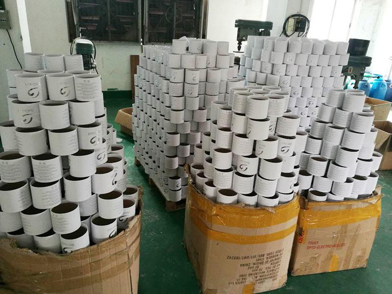 Liyang Factory Custom Made Round Paper Gift Box