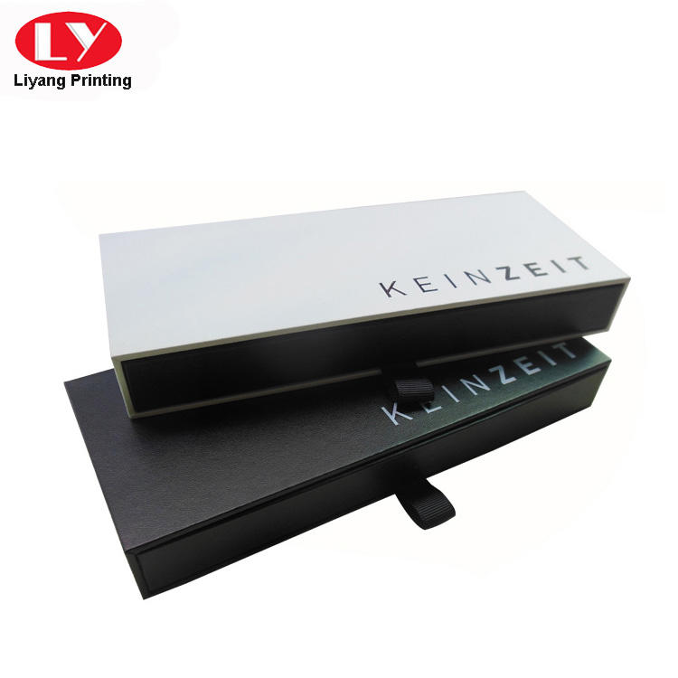 Liyang Paper Packaging recycled custom paper jewelry boxes OEM for gift