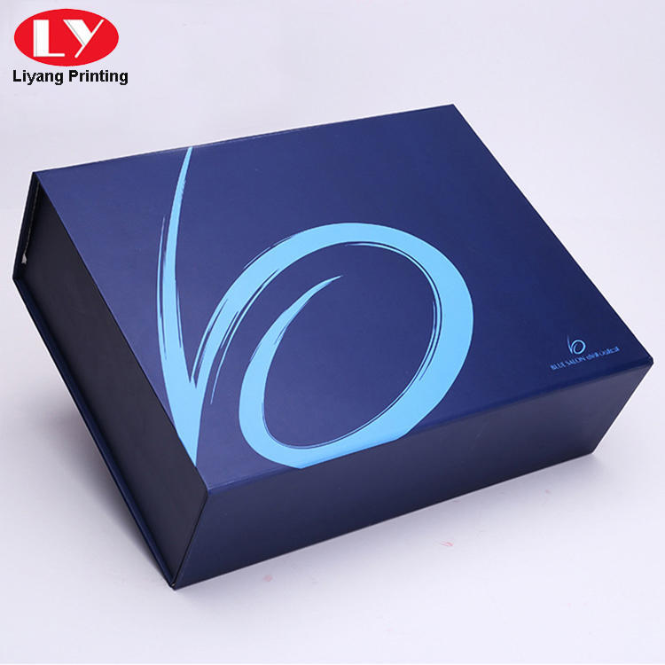 Liyang Paper Packaging folding luxury clothing packaging boxes for packaging