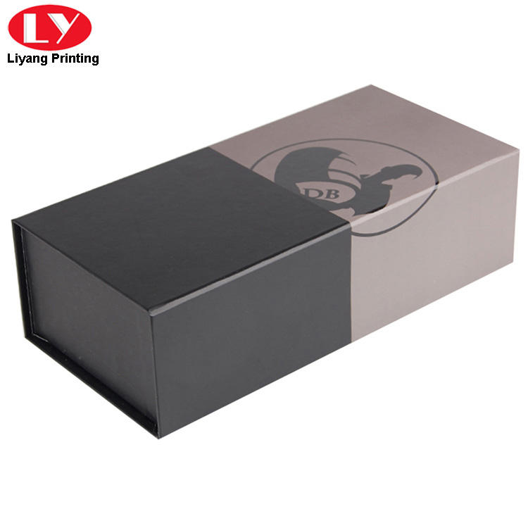 Liyang Paper Packaging custom wine box packaging free sample for spirit