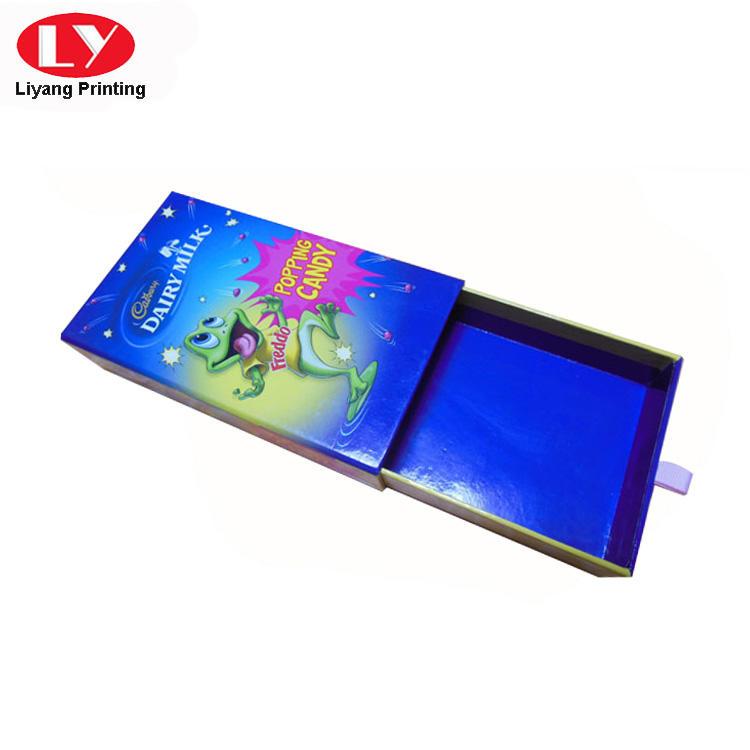 Drawer Slide Handmade Chocolate Gift Box
