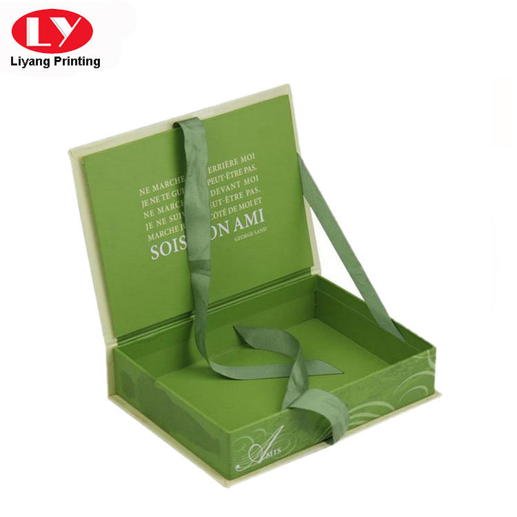 Liyang Paper Packaging Brand newly cardboard empty gift boxes decorative supplier