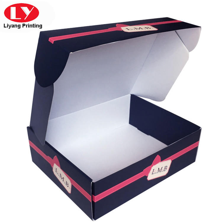 Liyang Paper Packaging lids decorative paper boxes fast delivery for marble