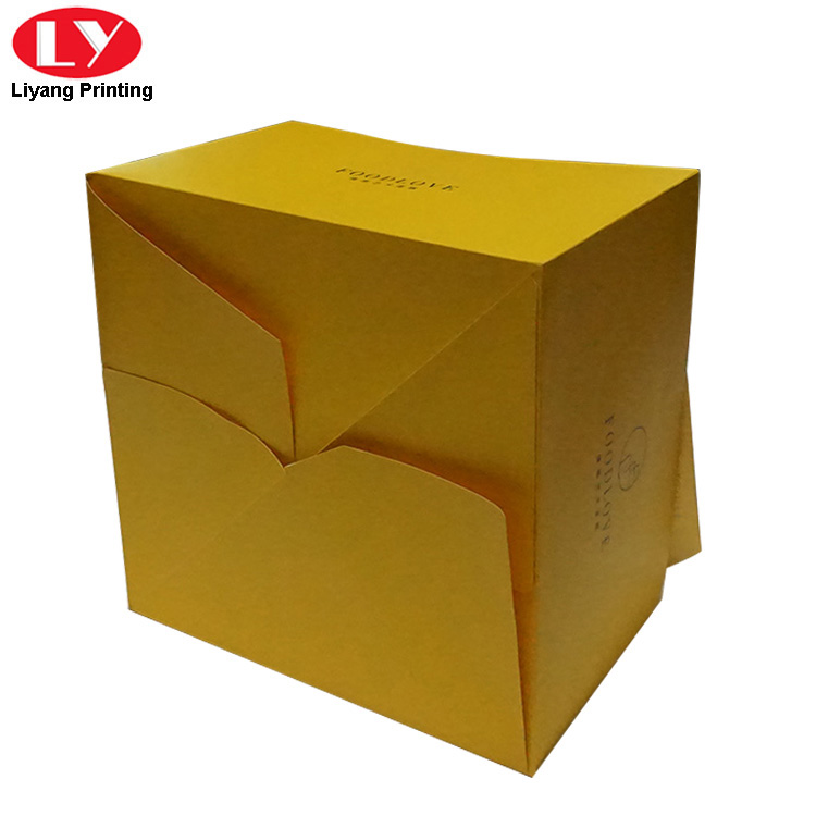 logo printed paper gift bags full and bright for lady Liyang Paper Packaging-1