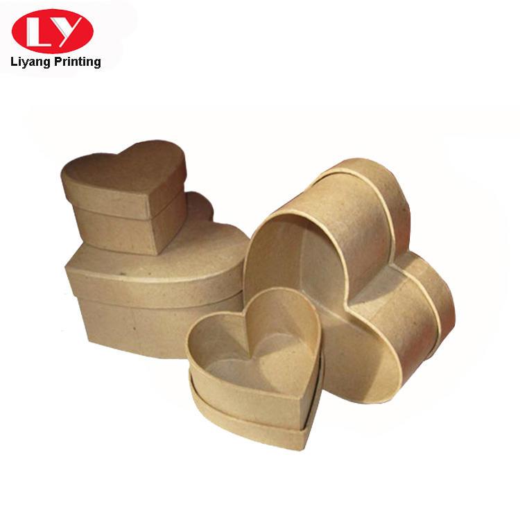 High Quality Brown Kraft Paper Chocolate Gift Box