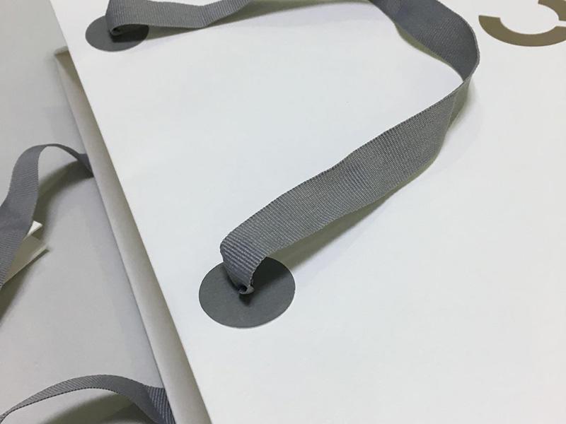 LCD Paper Gift Bag