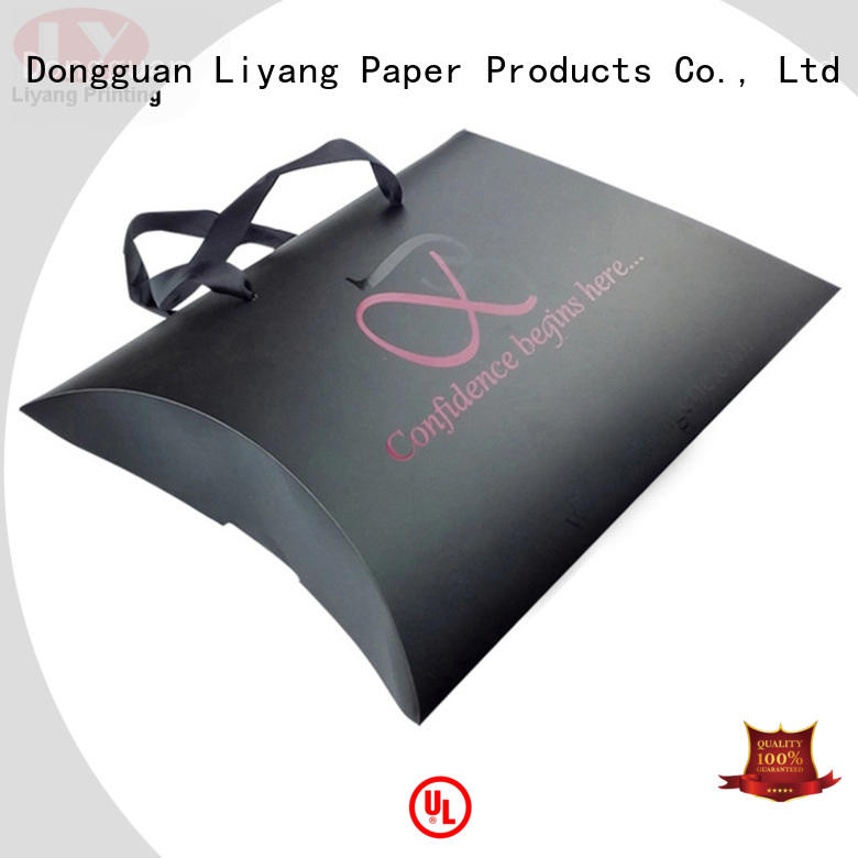 closure cosmetic box packaging extension for lipstick Liyang Paper Packaging