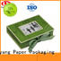 flat square gift box for soap Liyang Paper Packaging