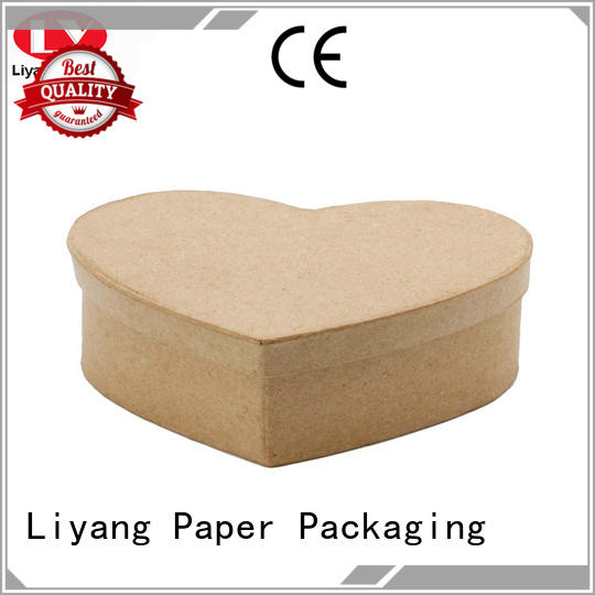 Quality Liyang Paper Packaging Brand special box design made paper