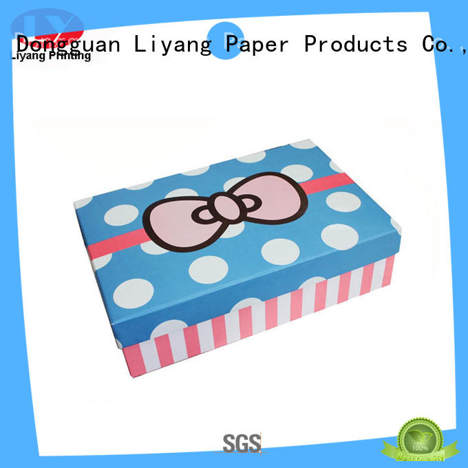 lid decorative paper boxes fast delivery for chocolate