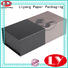 foil stamping wine gift box cardboard magnetic lid for shop