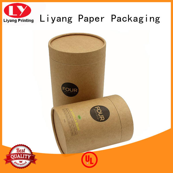 Liyang Paper Packaging round box ODM for bracelet