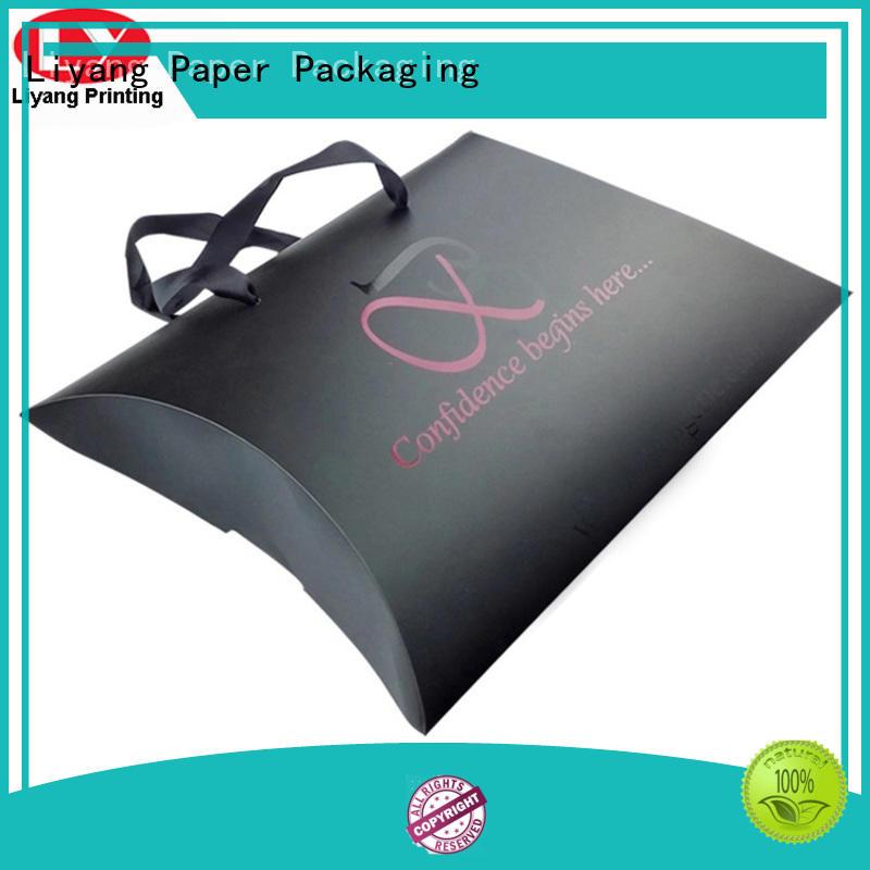 Wholesale gift hair cosmetic gift box Liyang Paper Packaging Brand