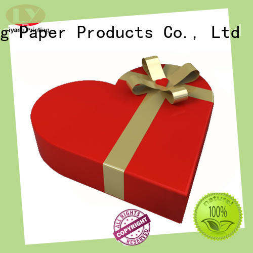 Liyang Paper Packaging kraft custom shaped boxes OEM for christmas