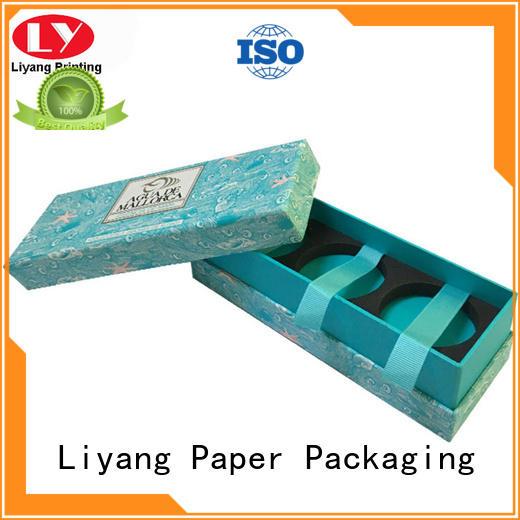 Liyang Paper Packaging Brand slide corrugated custom gift boxes manufacture