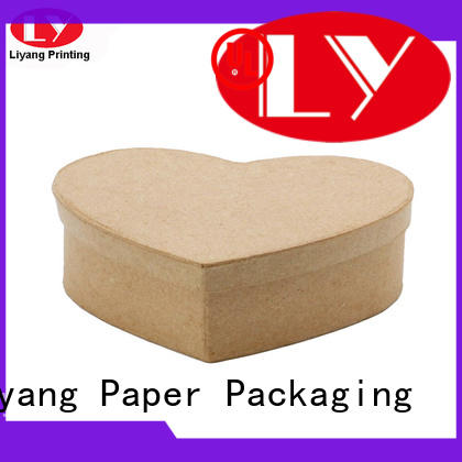 pvc special box fast delivery for chocolate Liyang Paper Packaging