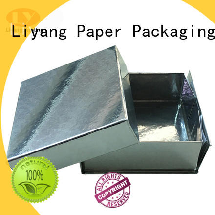 slide decorative cardboard boxes for gifts bulk production for chocolate Liyang Paper Packaging