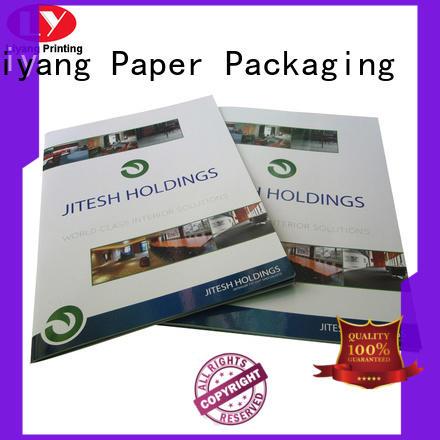 paper catalog printing factory price sticker label Liyang Paper Packaging