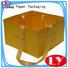 ribbon handle paper bags wholesale high-grade for food Liyang Paper Packaging