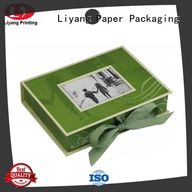newly paper gift box paper for marble Liyang Paper Packaging