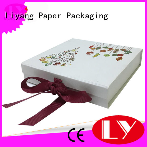 tapes clothing boxes custom brand for christmas