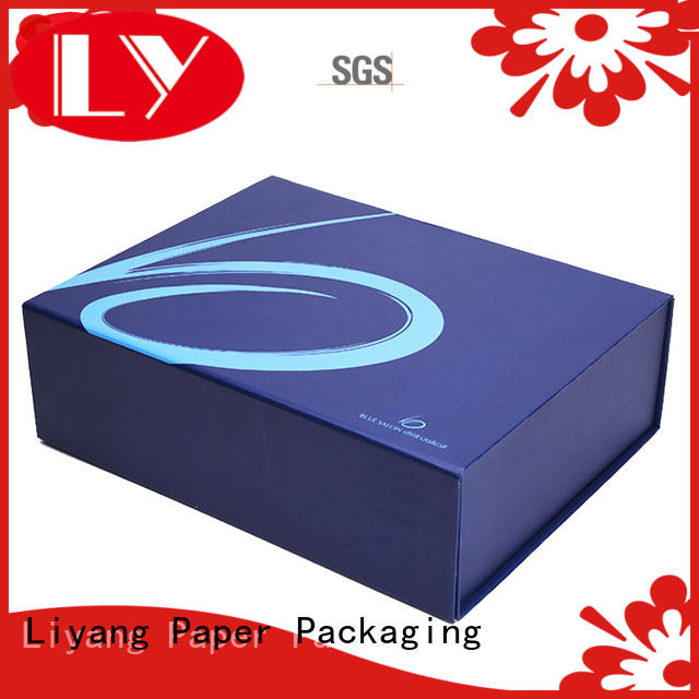 all sizes clothing packaging box paper odm