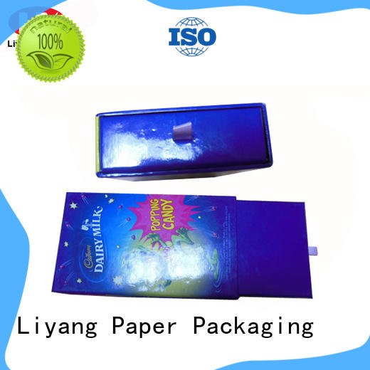 Liyang Paper Packaging decorative wholesale gift box for bakery