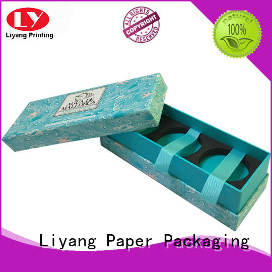 Liyang Paper Packaging flat custom gift boxes with lids slide for chocolate