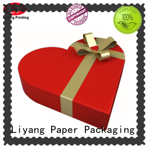 Liyang Paper Packaging special box ODM for chocolate