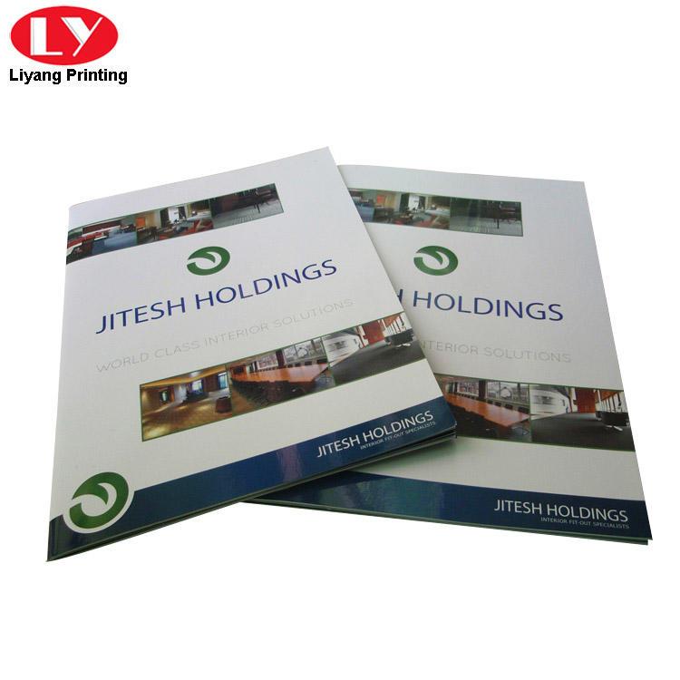 paper catalog printing factory price sticker label Liyang Paper Packaging-1