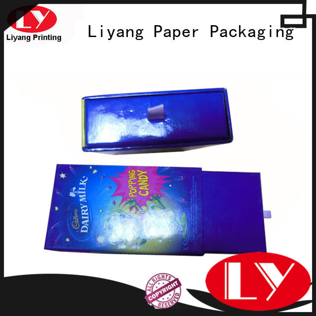 Liyang Paper Packaging boxes cardboard gift boxes with lids fast delivery for bakery