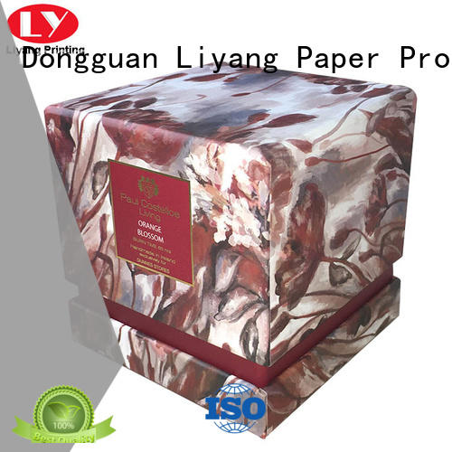 Liyang Paper Packaging candle candle box digital printing for homes