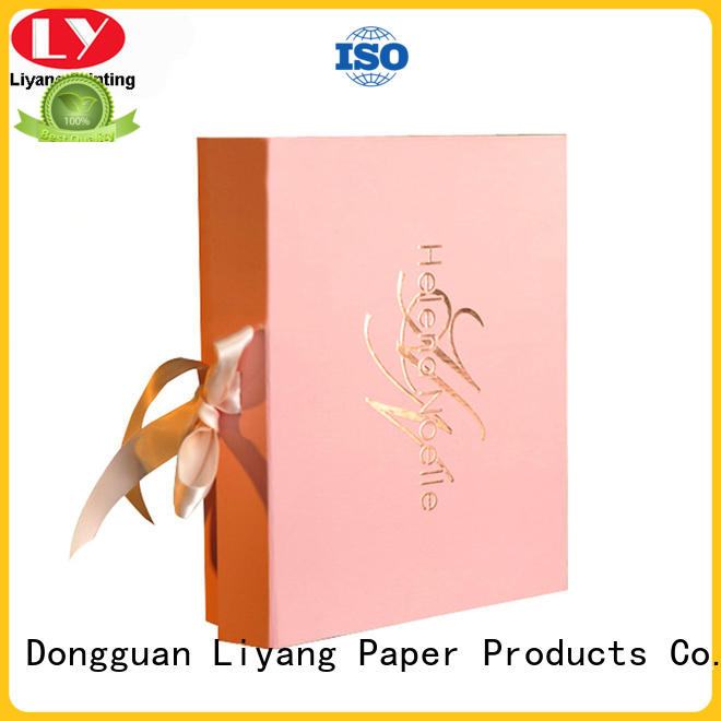 cosmetic box packaging suppliers closure for packaging Liyang Paper Packaging