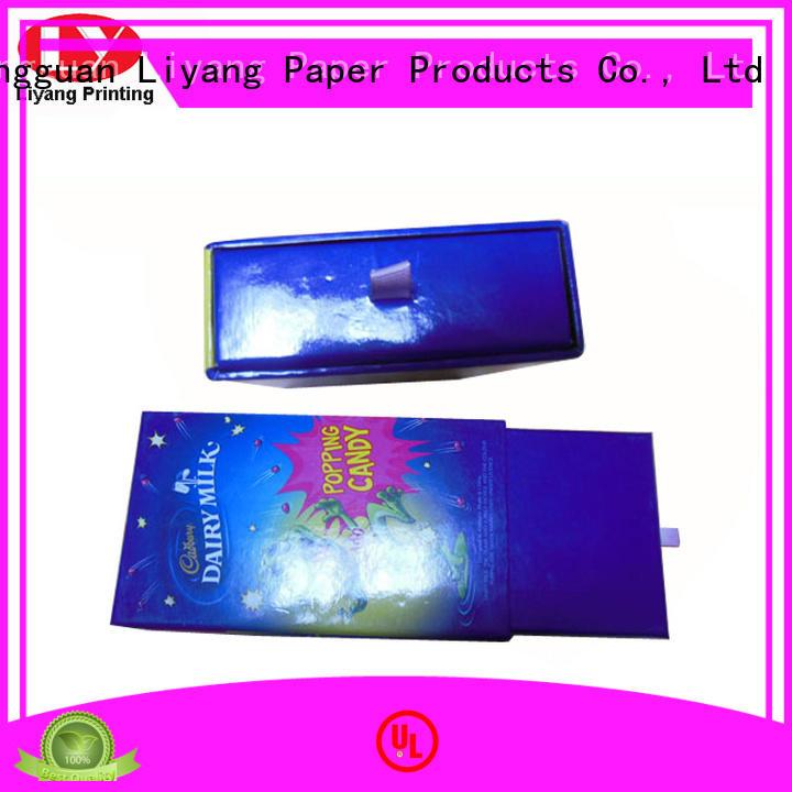design Custom chocolate mailer custom gift boxes Liyang Paper Packaging magnetic