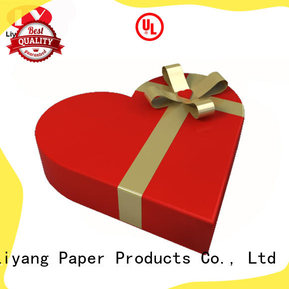 special gift box for packaging Liyang Paper Packaging