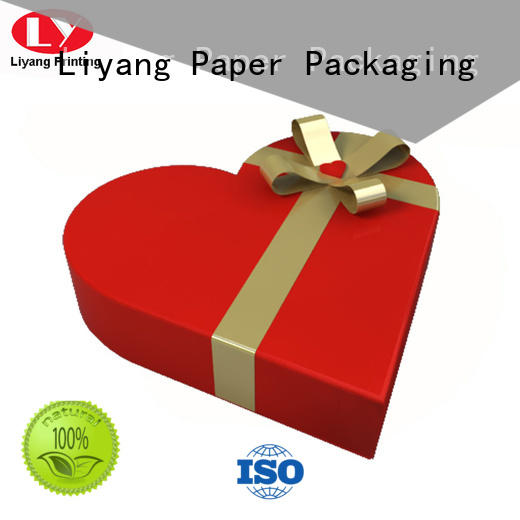 chocolate shaped special box Liyang Paper Packaging Brand