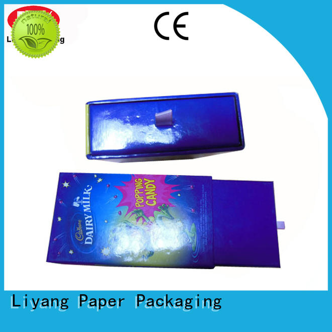 shipping newly custom gift boxes frame Liyang Paper Packaging Brand