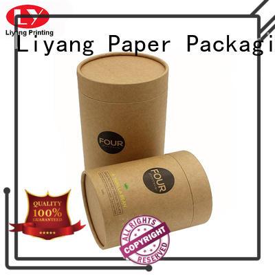 round box packaging custom design for bracelet Liyang Paper Packaging