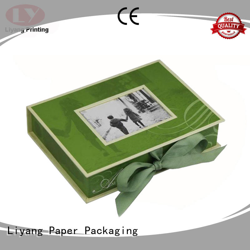 pull out decorative cardboard boxes for gifts fashion design for bakery Liyang Paper Packaging