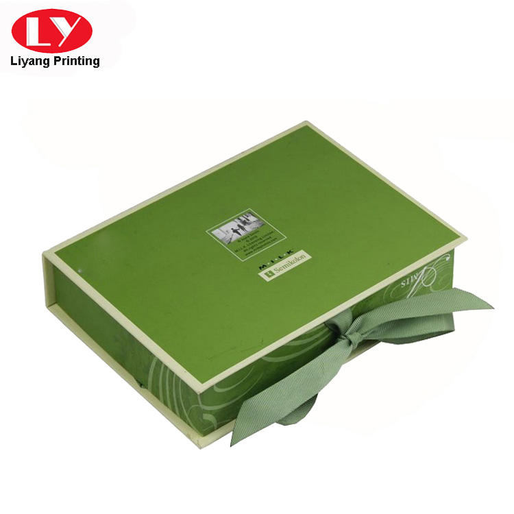 rigid paper gift box for bakery-2