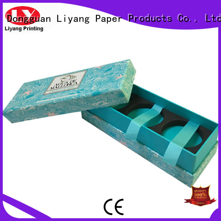 Quality Liyang Paper Packaging Brand cardboard mailer custom gift boxes