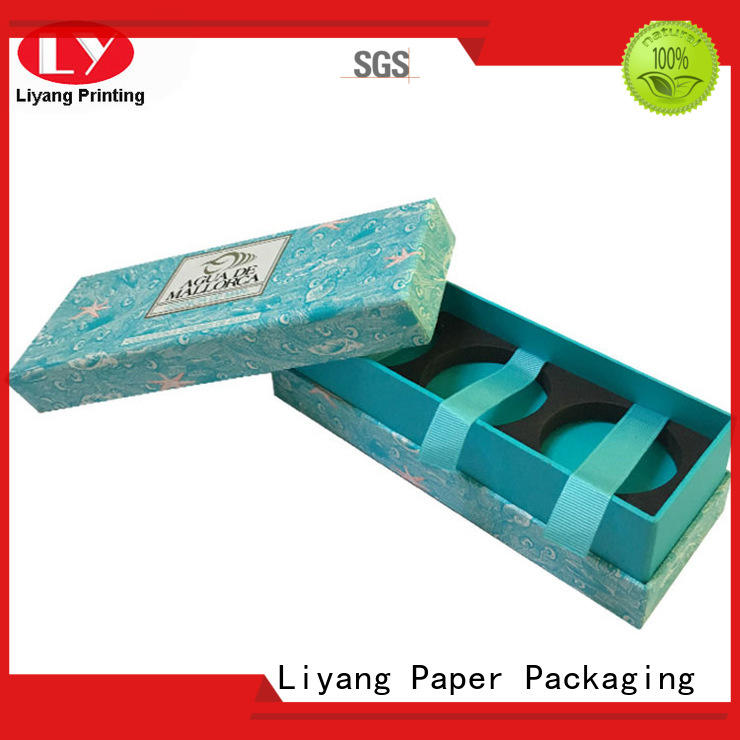 empty gift boxes lids custom gift boxes Liyang Paper Packaging Brand