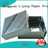 foldable paper gift box popular for marble