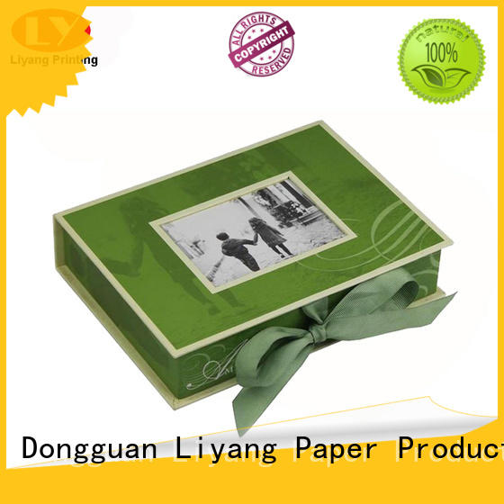 luxury gift box packaging pieces for soap Liyang Paper Packaging